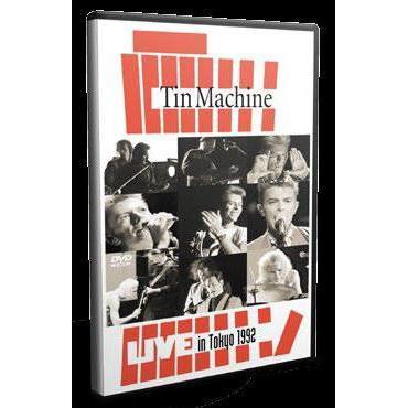 Live In Tokyo 1992 - Tin Machine