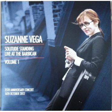 Solitude Standing - Live At The Barbican - Volume 1 - Suzanne Vega