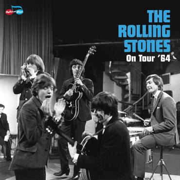 ON TOUR '64-ROLLING STONES -