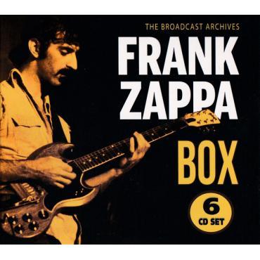 Frank Zappa Box (The Broadcast Archives) - Frank Zappa