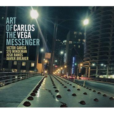 Art Of The Messenger-Carlos Vega (Saxofon) - CARLOS VEGA