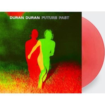 FUTURE PASTE    (Transparent red vinyl) - Duran Duran