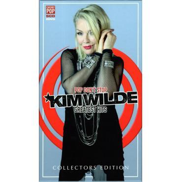Pop Don't Stop - Greatest Hits - Kim Wilde