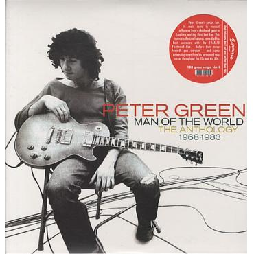 Man Of The World - The Anthology 1968-1983 - Peter Green