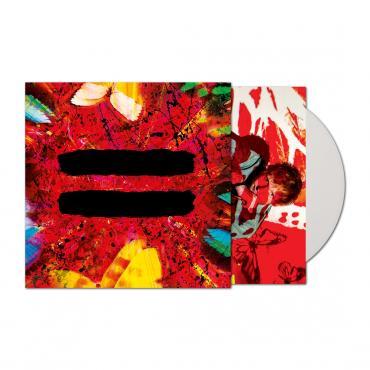 = (Equals) (Limited Edition -WHITE VINYL) -  EXCLUSIVO CDGO / TUBITEK - Ed Sheeran