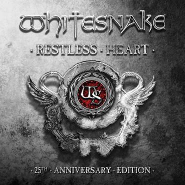 RESTLESS HEART (2021 REMIX) - WHITESNAKE