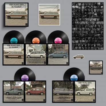 EL CAMINO-10TH ANN SUPER DLX LP EDIT - The Black Keys