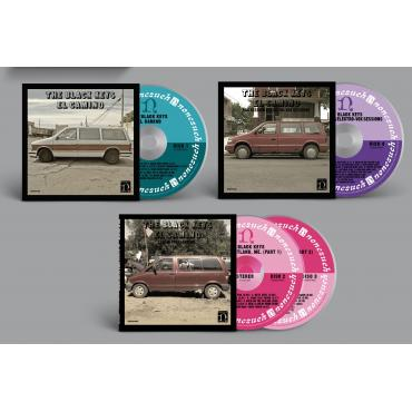 EL CAMINO-10TH ANN SUPER DLX CD EDITION - BLACK KEYS
