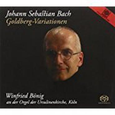 Goldberg-Variationen - Winfried Bönig