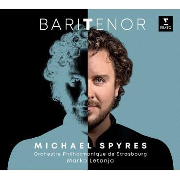 BARITENOR - MICHAEL SPYRES
