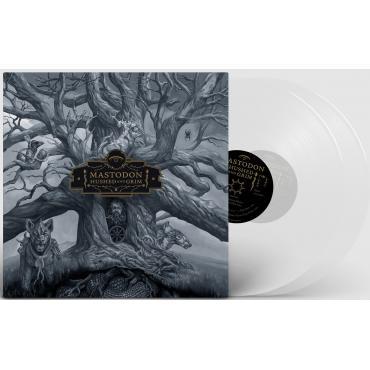 HUSHED AND GRIM    -LTD CLEAR LP - MASTODON