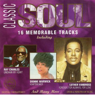 Classic Soul 16 Memorable Tracks - Various