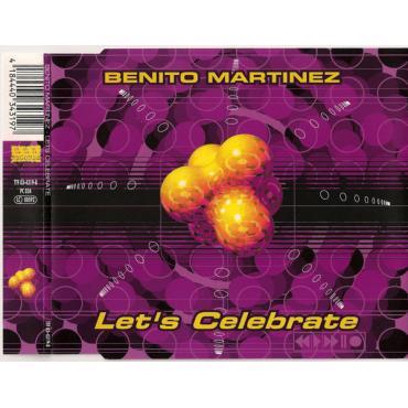 Let's Celebrate - Benito Martinez