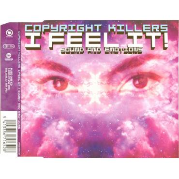 I Feel It! / Sound And Emotions - Copyright Killers