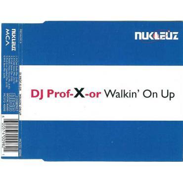 Walkin' On Up - DJ Professor