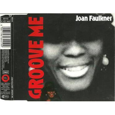 Groove Me - Joan Faulkner