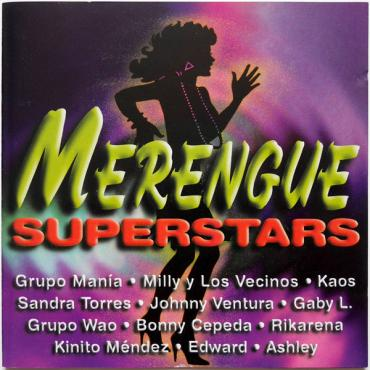 Merengue Superstars - Various