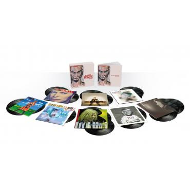 BRILLIANT ADVENTURE ( 1992-2001 ) - 18 LPS-  - David Bowie