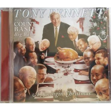 A Swingin' Christmas - Tony Bennett