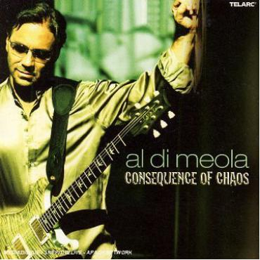 Consequence Of Chaos - Al Di Meola