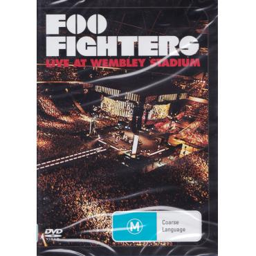 Live At Wembley Stadium - Foo Fighters