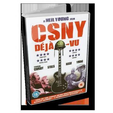 Déjà-Vu: A Neil Young Film - Crosby, Stills, Nash & Young