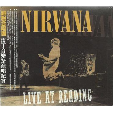 Live At Reading - Nirvana