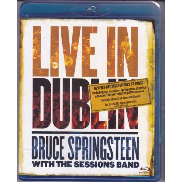 Live In Dublin - Bruce Springsteen