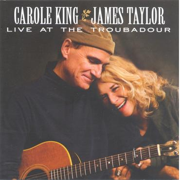 Live At The Troubadour - Carole King