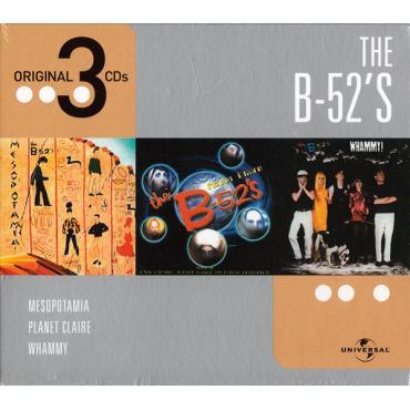 3 Original CDs - The B-52's