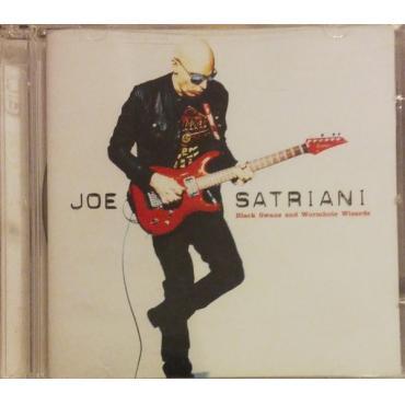 Black Swans & Wormhole Wizards - Joe Satriani