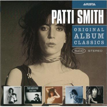 Original Album Classics - Patti Smith