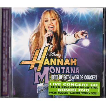 Best Of Both Worlds Concert - Hannah Montana